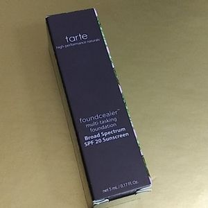 PICK 2 FOR 20 TARTE FOUNDCEALER FOUNDATIONSPF 20